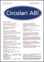 Immagine di Circolari ABI n. 36 del 9 ottobre 2006