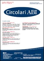 Immagine di Circolari ABI n. 6 del 22 febbraio 2010
