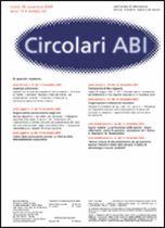 Immagine di Circolari ABI n. 43 del 28 novembre 2005