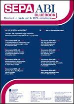 Immagine di SEPA ABI BlueBook n. 12 del 25 settembre 2008