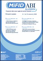 Immagine di MiFID ABI BlueBook n° 5