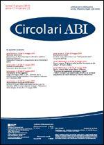 Immagine di Circolari ABI n. 21 del 7 giugno 2010