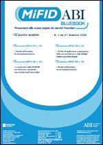 Immagine di MiFID ABI BlueBook n° 8