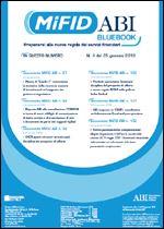 Immagine di MiFID ABI BlueBook n° 9
