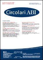 Immagine di Circolari ABI n. 33-34 del 20 settembre 2010