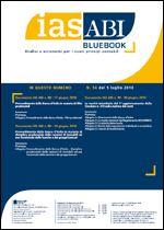 Immagine di Ias ABI BlueBook n.54 del 5 luglio 2010