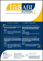 Immagine di Ias ABI BlueBook n.58 dell'11 aprile 2011