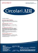 Immagine di Circolari ABI n. 19 del 23 maggio 2011