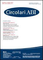 Immagine di Circolari ABI n. 19 del 21 maggio 2012