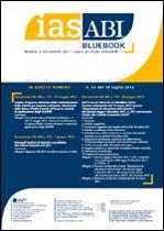 Immagine di Ias ABI BlueBook n. 63 del 10 luglio 2012