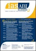 Immagine di Ias ABI BlueBook n. 69 del 10 gennaio 2014