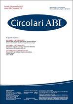 Immagine di Circolari ABI n.1-2 del 16 gennaio 2017